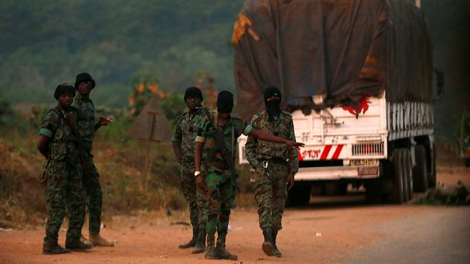 Shots heard in several Ivory Coast cities as soldiers' uprising spreads