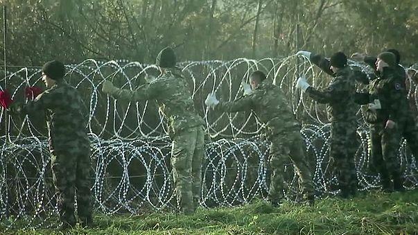 Crise migratória: Governo da Eslovénia propõe encerramento temporário de fronteiras