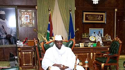 Gambia: Jammeh's fate to be decided in Ghana