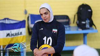 مائده برهانی؛ اولین لژیونر والیبال بانوان ایران