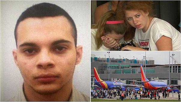 ABD'de havaalanı saldırganının psikolojik sorunları olduğu ortaya çıktı