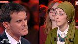 Aufgezwungener Schleier in Tunesien? Es hagelt Kritik gegen Valls