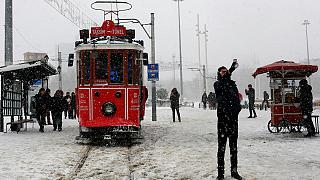 A Földközi-tenger térségében is bekeményített a tél