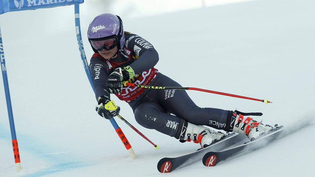 ALpine skiing: Worley strengthens grip on Giant Slalom standings with Maribor win