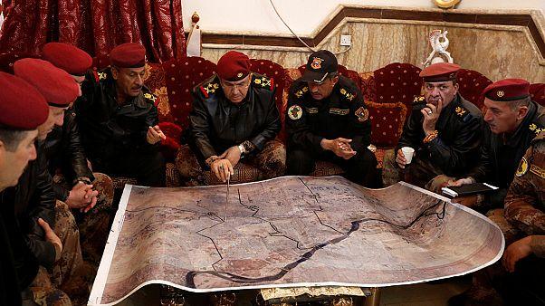 Irak: kisebb részsikereket értek el a kormányerők Moszulnál