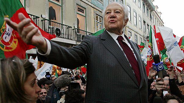 Portekiz'in unutulmaz lideri Mario Soares