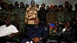 Mutinous soldiers free defence minister in Ivory Coast