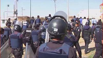 Mexique : 3 morts dans les manifestations anti-gouvernementaux