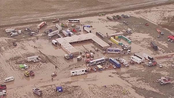 Dakar: Sexta etapa anulada devido à chuva