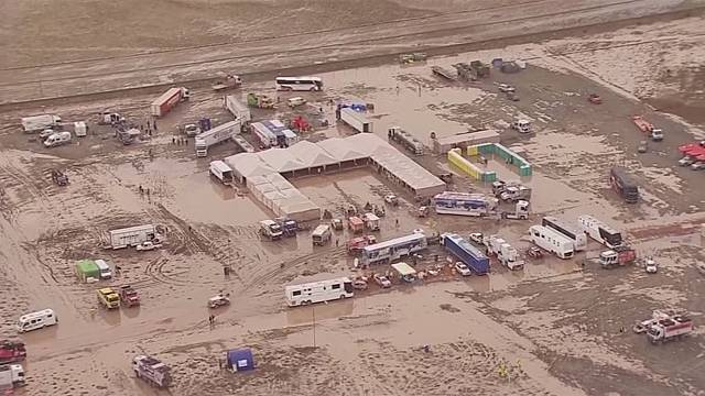 Dakar Rally: Stage six cancelled due to extreme weather conditions