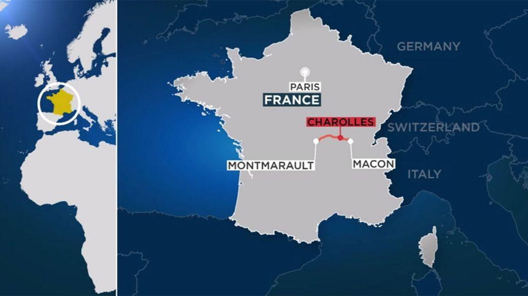 France : au moins quatre morts dans un accident de car en Saône-et-Loire