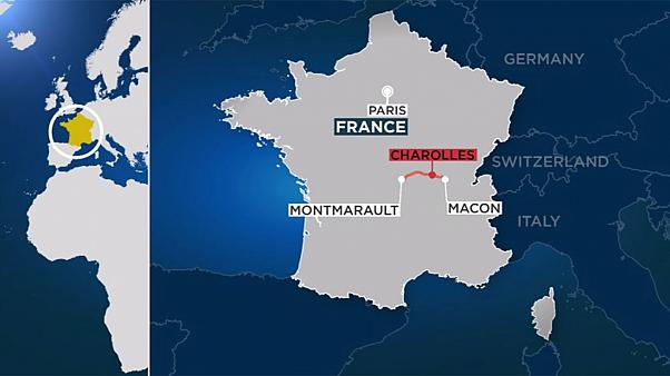 Four dead, two dozen hurt in coach crash in central France