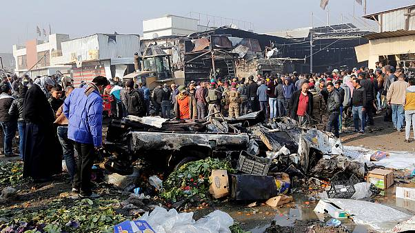 Iraq: car bomb at Baghdad market kills over a dozen