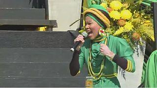 Afrique du sud : 105 ans déjà pour l'ANC