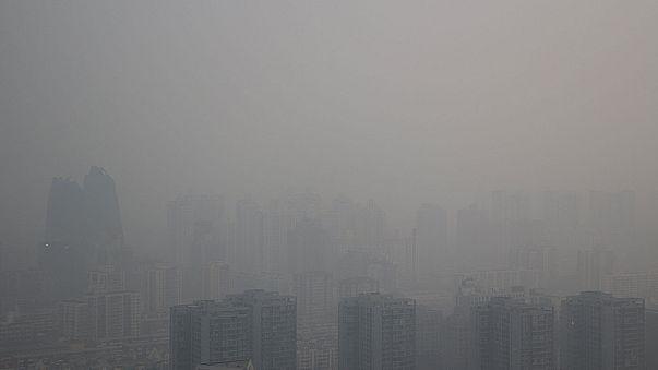 """Pequim decide criar uma """"polícia do ambiente"""""""