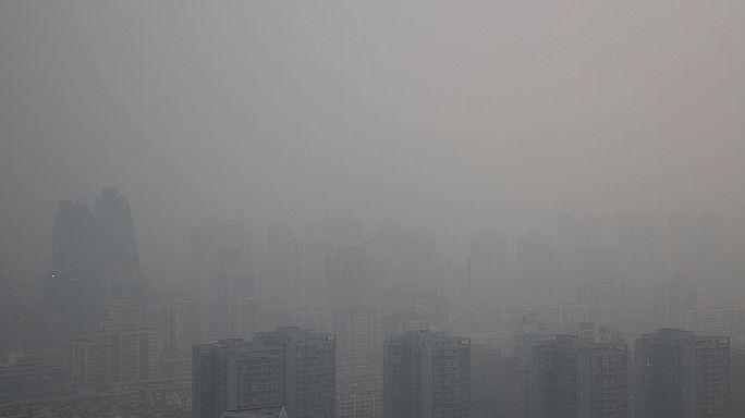 """Пекин создает """"экологическую полицию"""""""