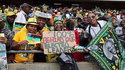 [LIVE] South Africa's ANC party marks 105th anniversary