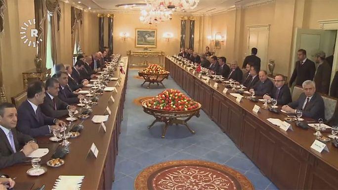 Борьба с РПК - цель визита премьер-министра Турции в Ирак