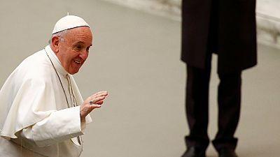Le pape va voyager d'avantage dans le monde en 2017