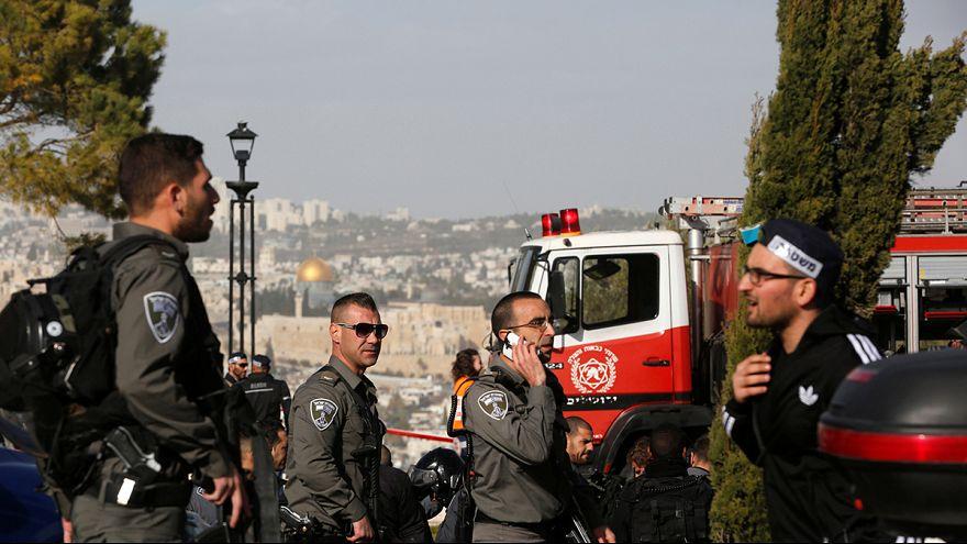 Jerusalem: Mindestens vier Tote bei Anschlag mit Lkw
