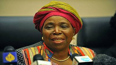 ANC women's league backs Dlamini-Zuma to lead party
