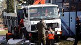 مقتل أربعة جنود اسرائليين بعد دهسهم بشاحنة في القدس