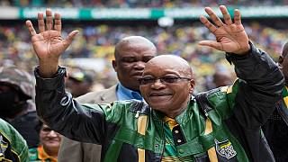 Zuma calls for end to infighting at ANC's 105th birthday celebration