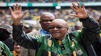 Afrique du Sud : Jacob Zuma appelle à l'unité au sein de l'ANC
