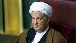 Former Iranian President Rafsanjani dies aged 82