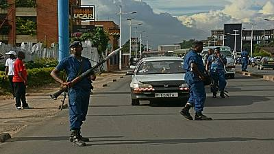 Burundi arrests six people over minister's killing