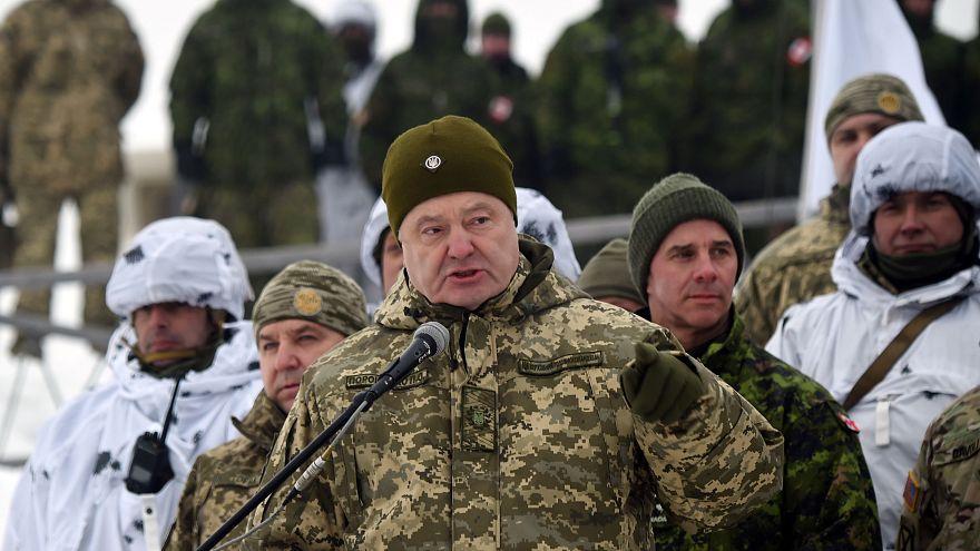 Image: FILES-UKRAINE-RUSSIA-CONFLICT-LAW