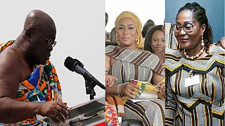 Plagiarism and second lady's dress choice dominate discussions in Ghana