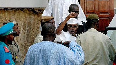 Former Chadian leader Hissene Habre appeals against life sentence