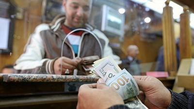 Egypt's pound strengthens as demand for dollars by importers eases