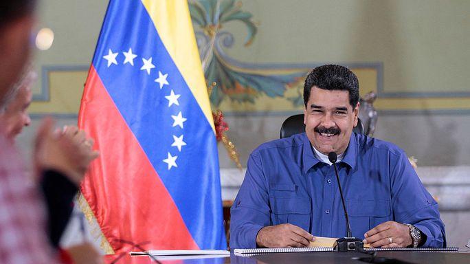 Venezuela'da asgari ücret ve emekli maaşlarına yüzde 50 zam