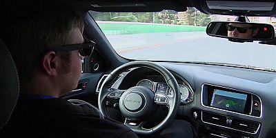 Selbstfahrende Autos auf der CES 2017