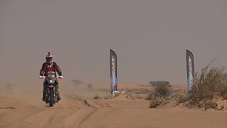 Africa Eco race: Paolo Ceci clinches stage 6
