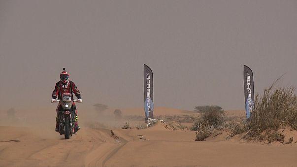 África Eco Race: Ceci Paolo ganha etapa, Alexandre Azinhais sobe a 10.º da geral