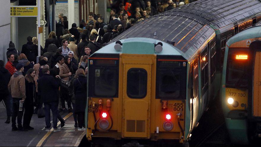 U-Bahn-Streik in London sorgt für Chaos