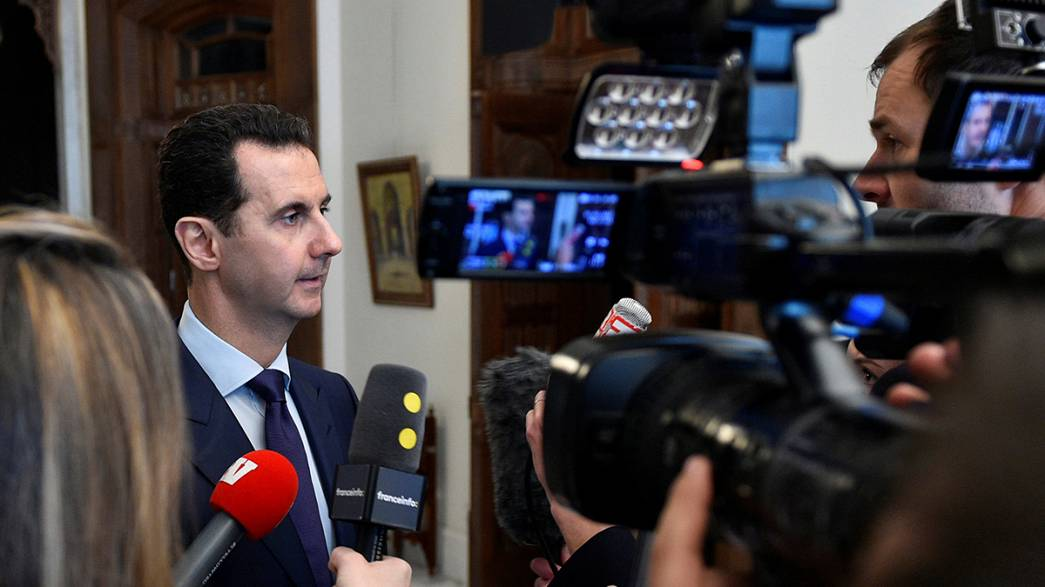 Syria's Assad 'ready to negotiate everything', if conditions are met