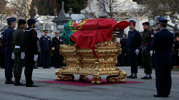 Funeral de Mário Soares: Cronologia da cerimónia até aos Prazeres