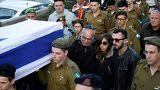 Israël enterre les quatre soldats tués à Jérusalem