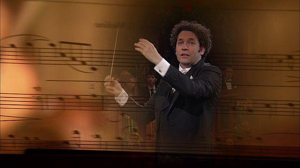 Sorpresas y clásicos en el Concierto de Año Nuevo de Viena bajo la batuta de Dudamel