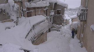 Frost bis Kreta und Sizilien: Dutzende Kältetote in Europa