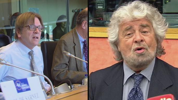 Um casamento desfeito à nascença, a prova de Oettinger e a questão de Chipre