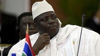 Jammeh limoge 12 ambassadeurs gambiens ayant réclamé son départ