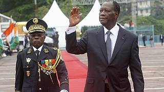 Ivorian president fires 3 top security chiefs after two-day army mutiny
