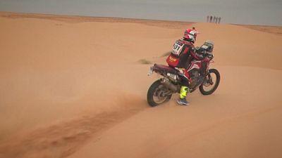 Africa Eco Race : à l'épreuve des dunes