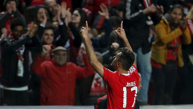 Liga Portuguesa, J16: Benfica conquista castelo e está cada vez mais só no comando