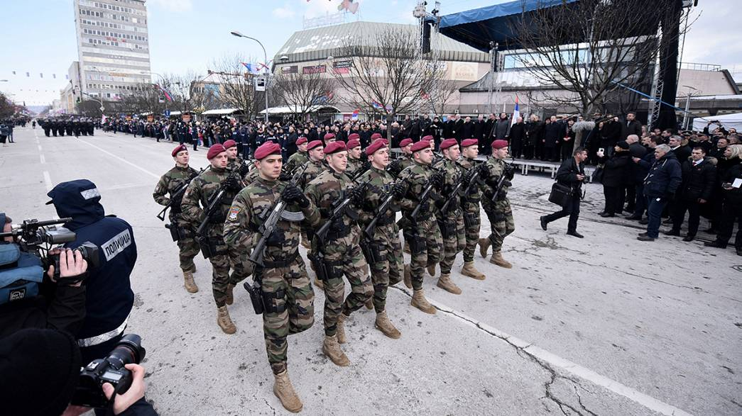 """""""Bosna Hersek'in bir parçası olmayı sürdürmeye bizi kimse zorlayamaz"""""""